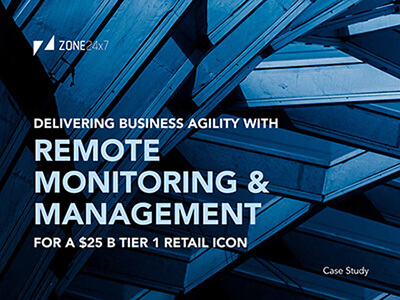 Remote Monitoring & IoT Case Study