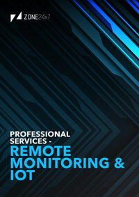Remote Monitoring & IoT Brochure